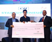 Swagene wins CII Startup of the year 2014 in Healthcare